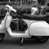 Polizei Scooter
