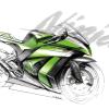 Supersportler: Die neue Kawasaki Ninja