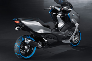 Der neue Scooter von BMW