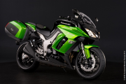 Power-Tourer: Kawasaki Z 1000 SX Tourer