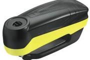 ABUS DETECTO 7000 RS 3, das Alarm Bremsscheibenschloss
