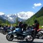 Kultur trifft Bike: Motorradtouren rund um Wien