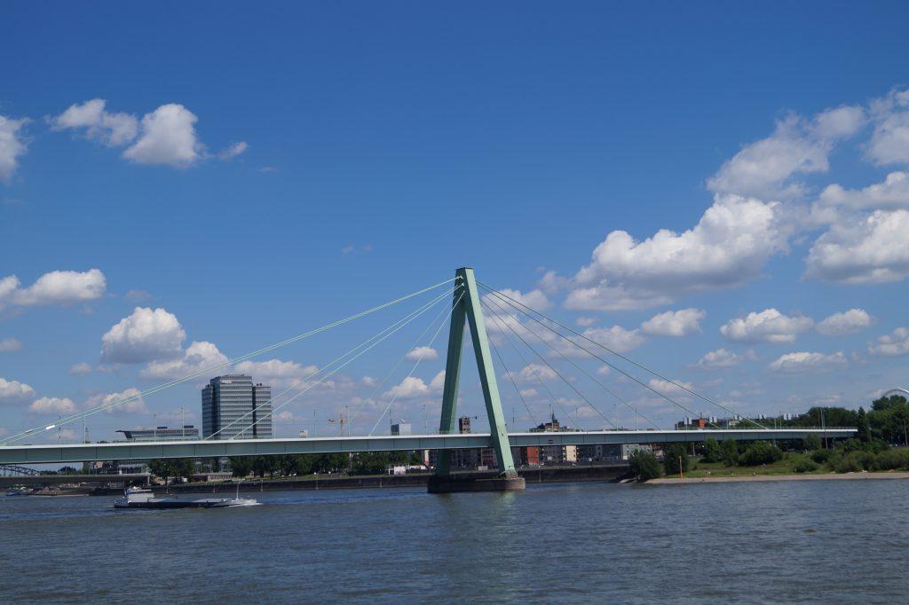 Unterwegs in Köln