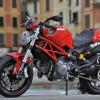 Die neue Ducati Monster 796