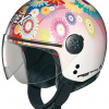 Flower Power Jet-Helm