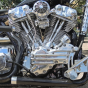 Motorrad Lackpflege: damit der Glanz nicht abgeht