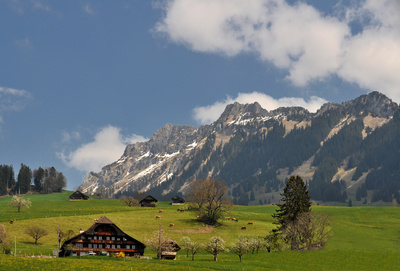 Motorrad-Urlaub Schweiz