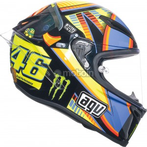 AGV Corsa, Winter Test 2013 Ltd. Edition Helm