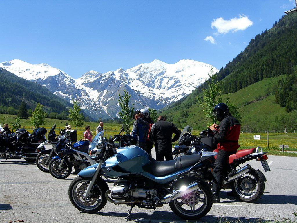 Motorrad Reise Österreich