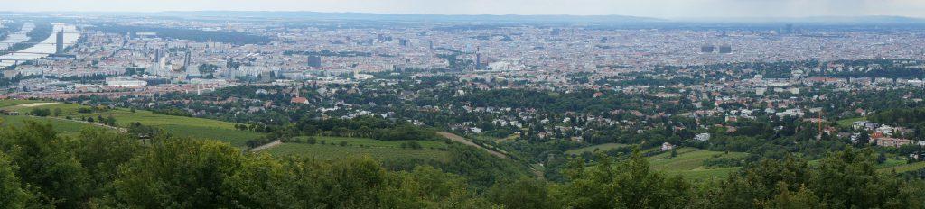 Wien-Panorama